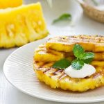 Keptas ananasas